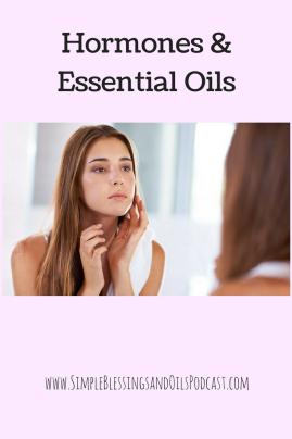 Hormones & Essential Oils
